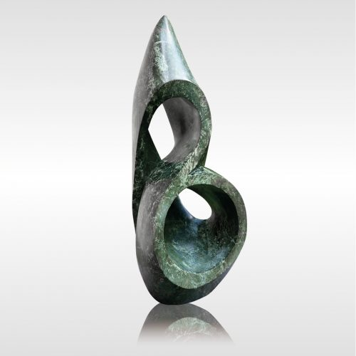 Skulptur Journey (Reise)