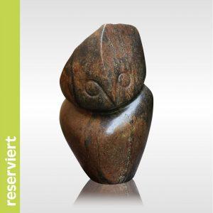 Skulptur Owl (Eule)