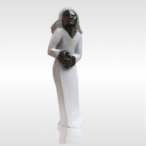 Skulptur Generous Woman