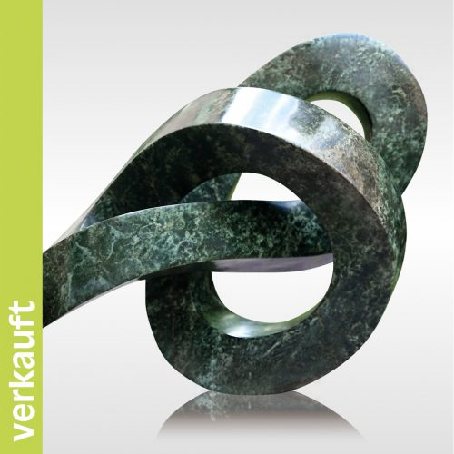 Skulptur Point of balance