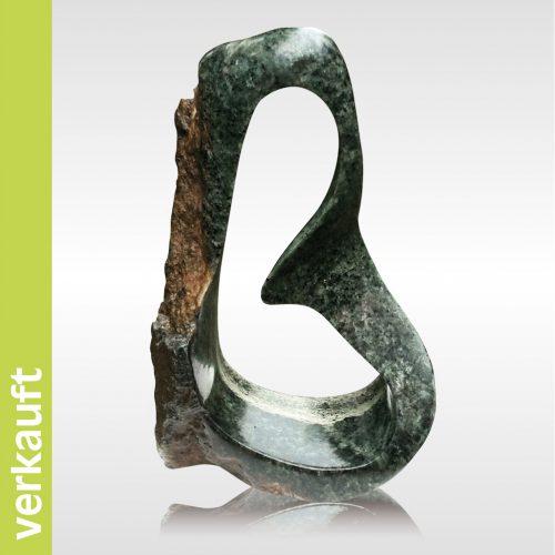Skulptur Rising Life verkauft