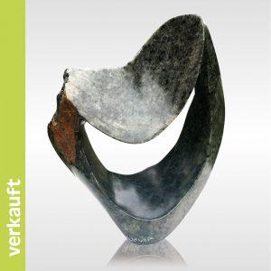 """Skulptur """"Pick Me"""" von Rickson Zavare"""