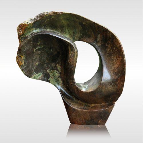 """Skulptur """"Fly high"""" von Rickson Zavare"""