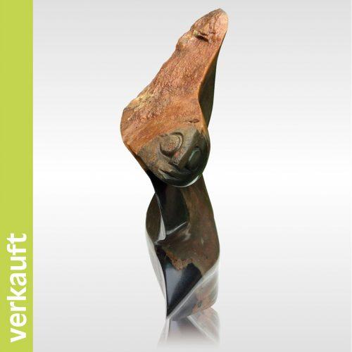 """Skulptur """"Sweetie Tongue"""" Shonastone von Rickson Zavare"""