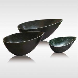 3 Designer-Schalen von James Chidzenga