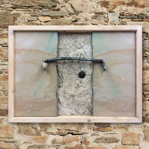 Steinkunst aus Stein der alten Frauenkirche von Reinhard P. Kilies